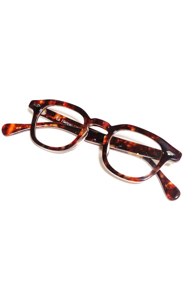 "HARMAN OPTICAL ""WALLIS"" DEEP AMBER"