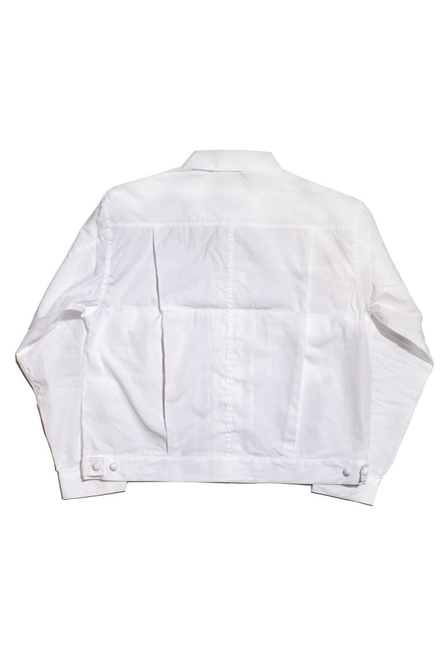 "BAA COSTUME MFG. ""BAA SUPERIOR FRONT PLEATS SHIRT"""