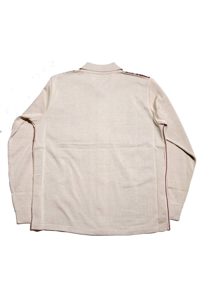 GANGSTERVILLE BOULEVARD - L/S SHIRTS IVORY