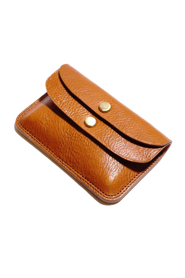 GLAD HAND & Co. DOUBLE FLAP COIN CASE