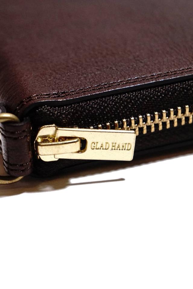 GLAD HAND & Co. ZIP WALLET