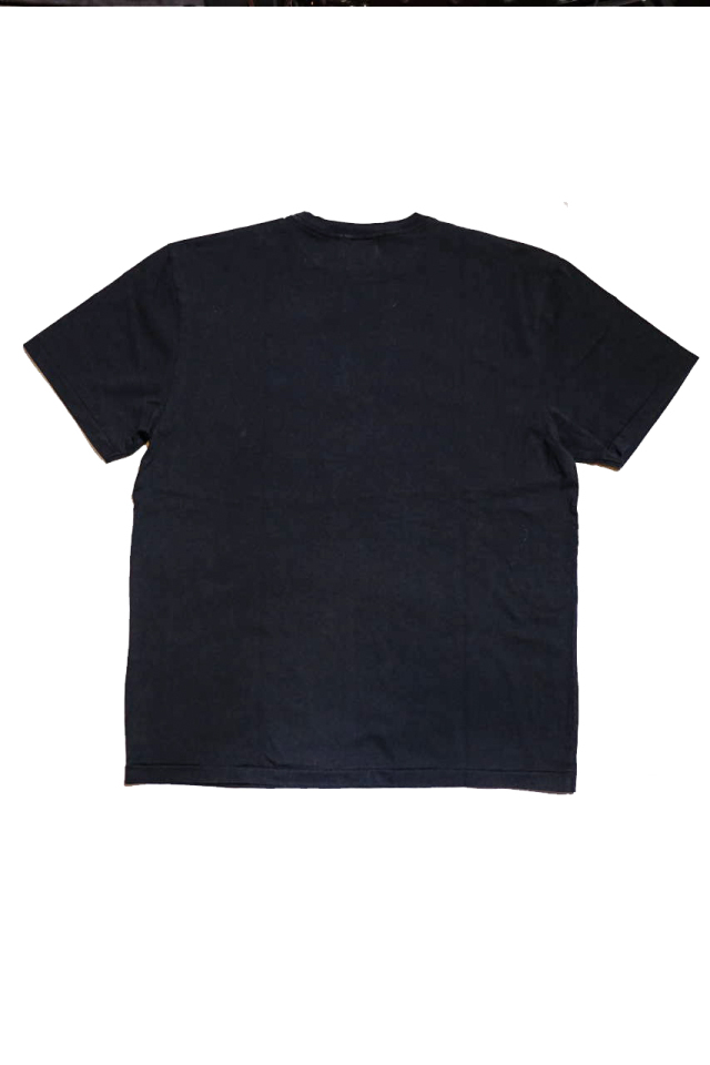 BY GLAD HAND FOR SMOKING LOWELL - S/S T-SHIRTS BLACK