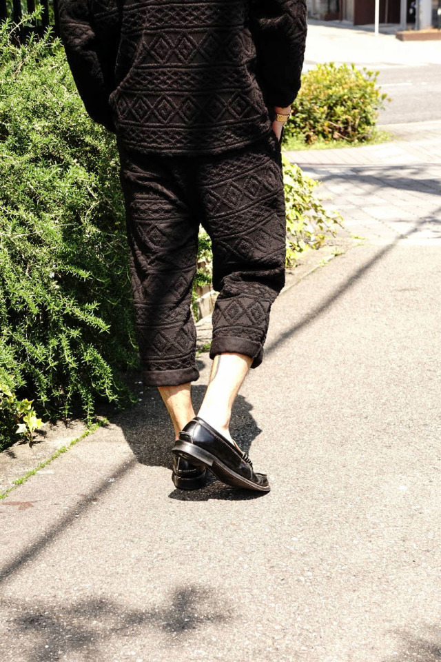 BY GLAD HAND ISLAND - EASY PANTS BLACK