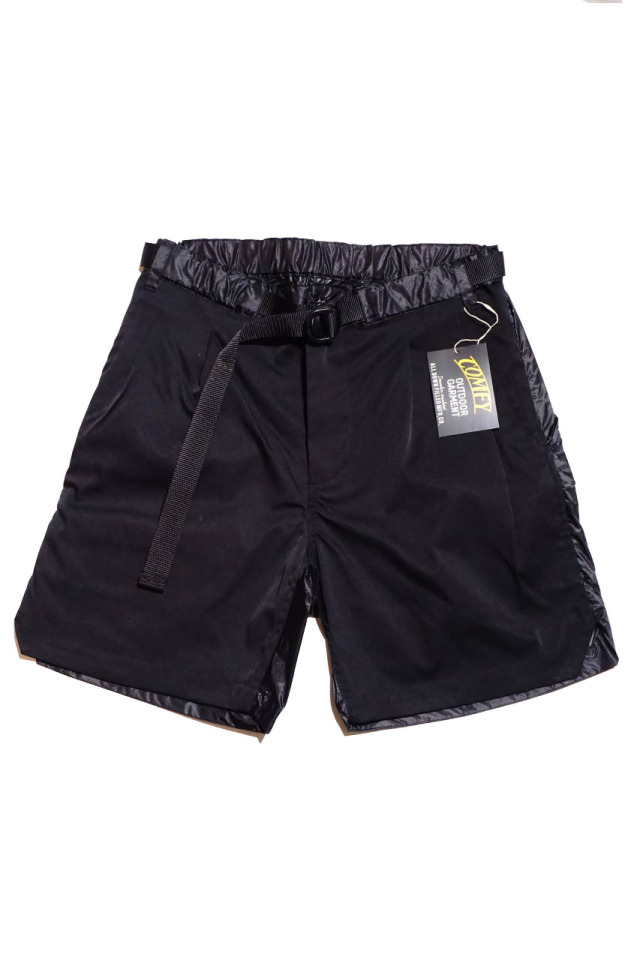 COMFY OUTDOOR GARMENT TREK SHORTS BLACK