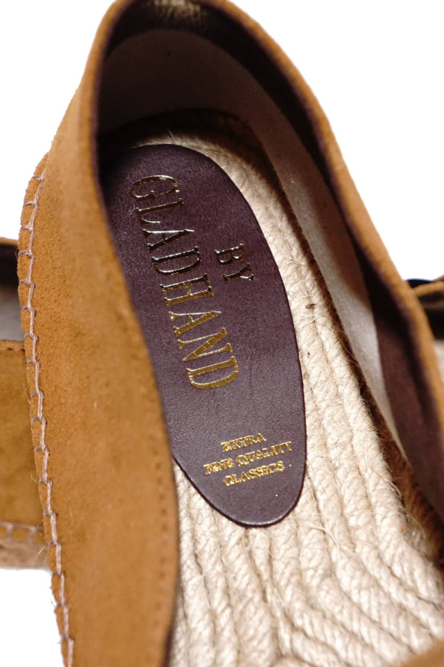BY GLAD HAND ROOM SHOES