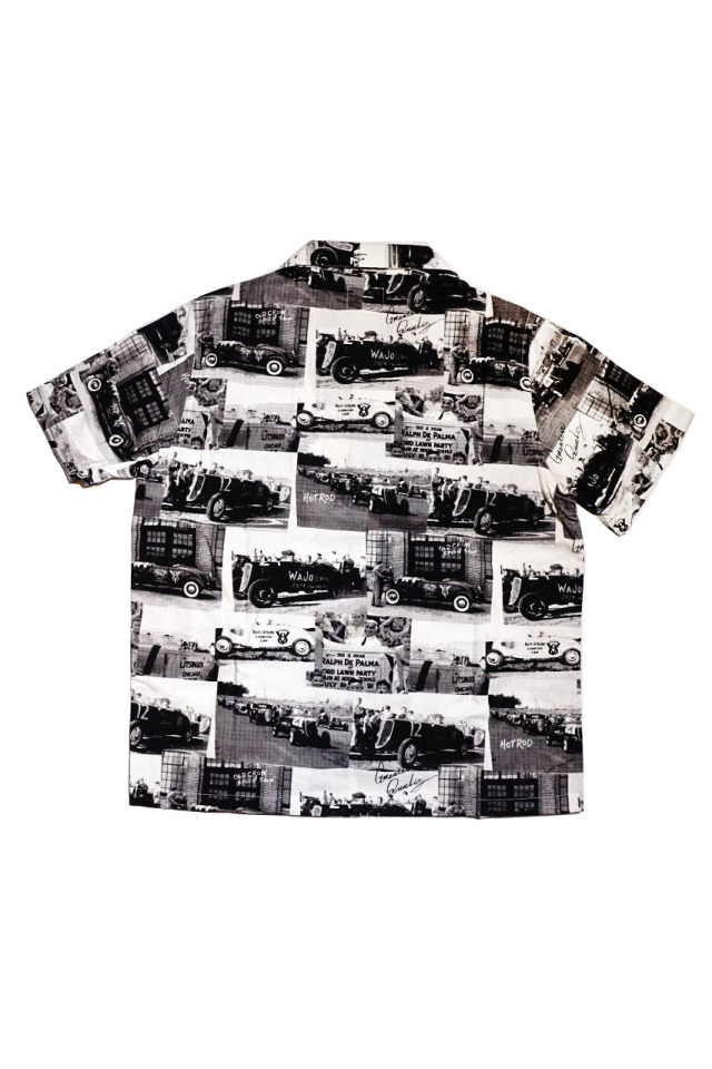 OLD CROW RACING FOR LIFE - S/S SHIRTS IVORY
