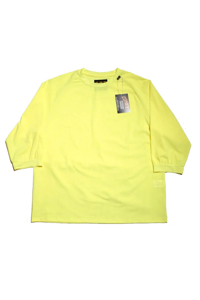 COMFY OUTDOOR GARMENT DRY INNER TEE NEONYELLOW