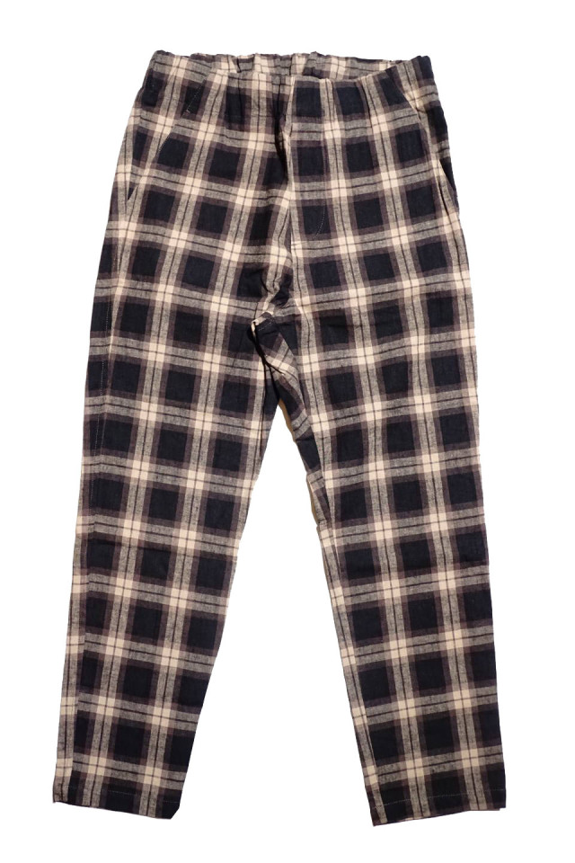 JANIS & Co. #MULBERRY PANTS BROWN