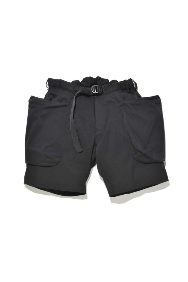 "COMFY OUTDOOR GARMENT ""ACTIVITY SHORTS"" BLACK"