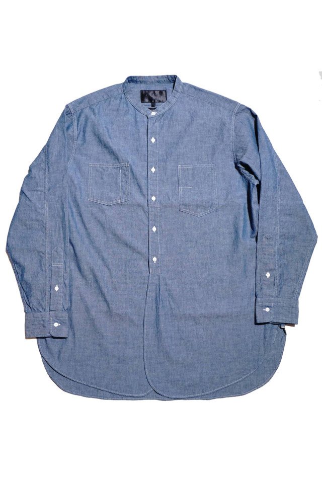 JANIS & Co. #MADNESS CHAMBRAY