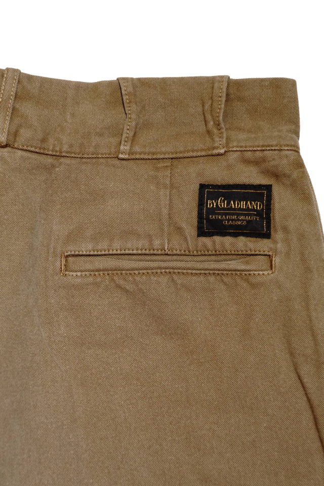 BY GLAD HAND BROTHER UNION - TROUSERS BROWN