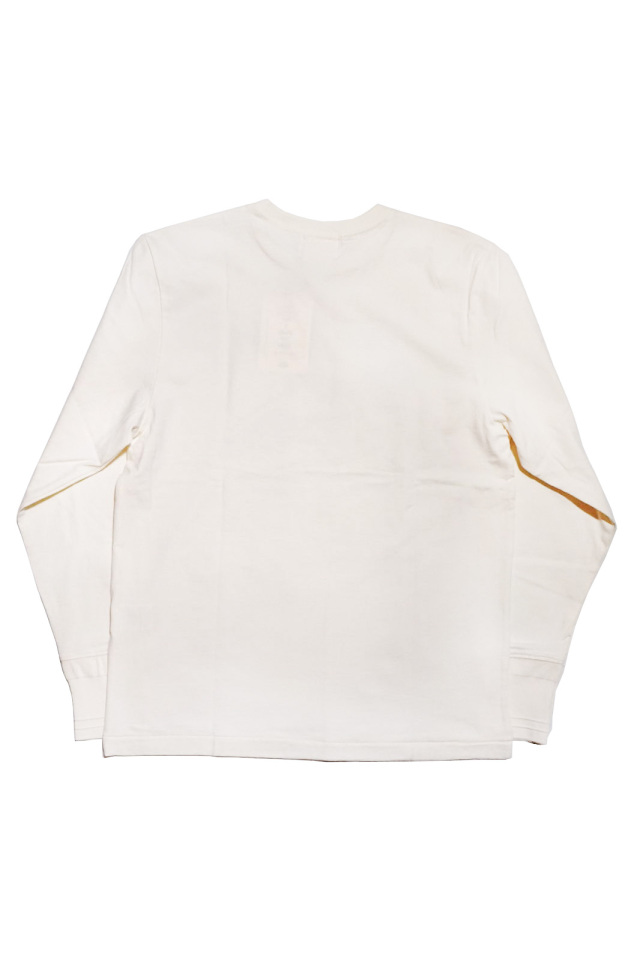 OLD CROW OLD CROW - L/S T-SHIRTS WHITE