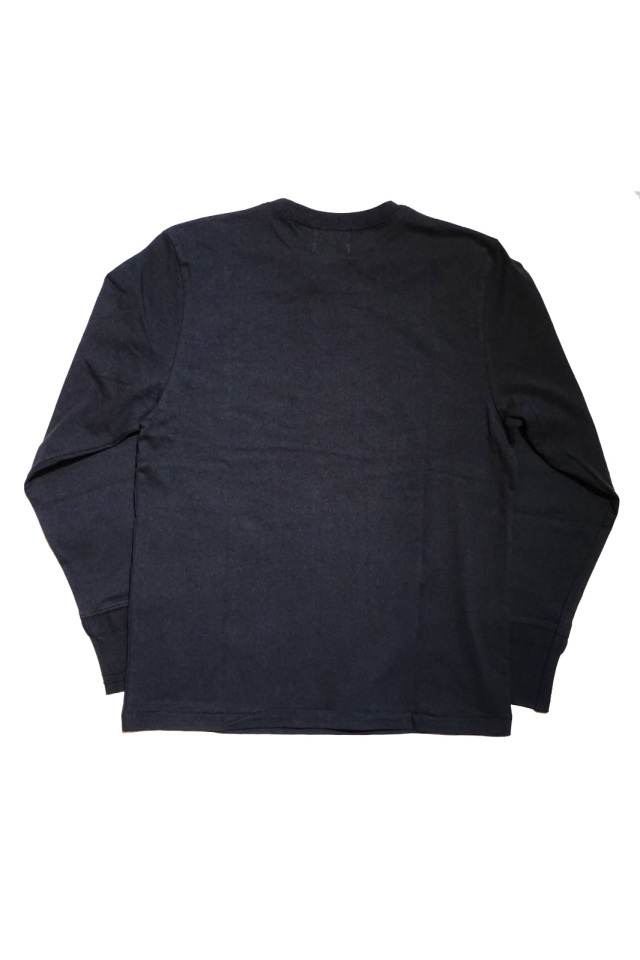 OLD CROW OLD CROW - L/S T-SHIRTS BLACK