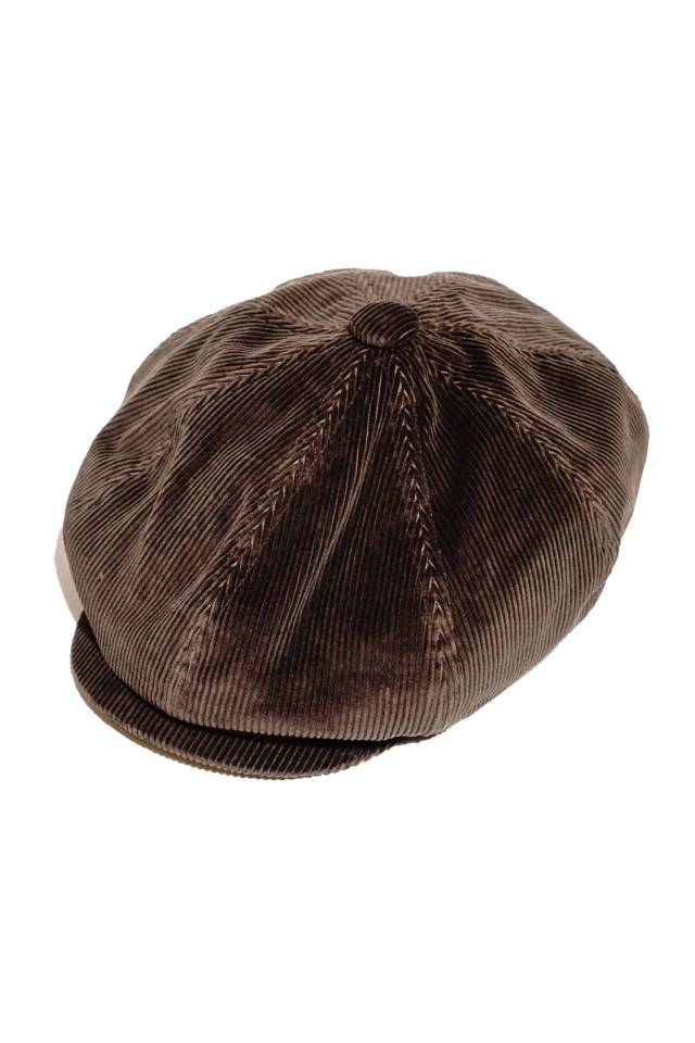 BY GLAD HAND BROTHER UNION - CASQUETTE BROWN