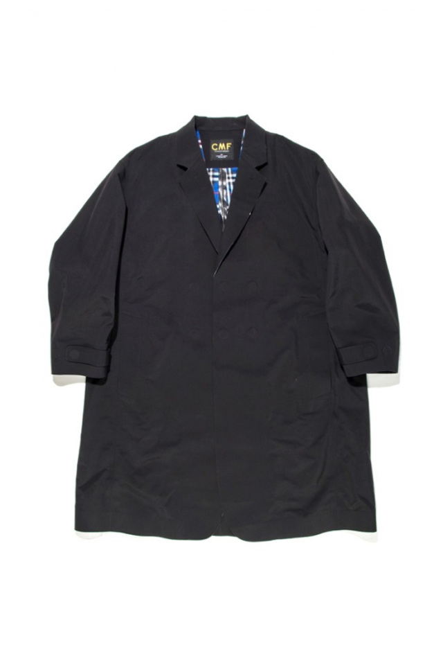 "COMFY OUTDOOR GARMENT ""GUM FIELD COAT"" BLACK"
