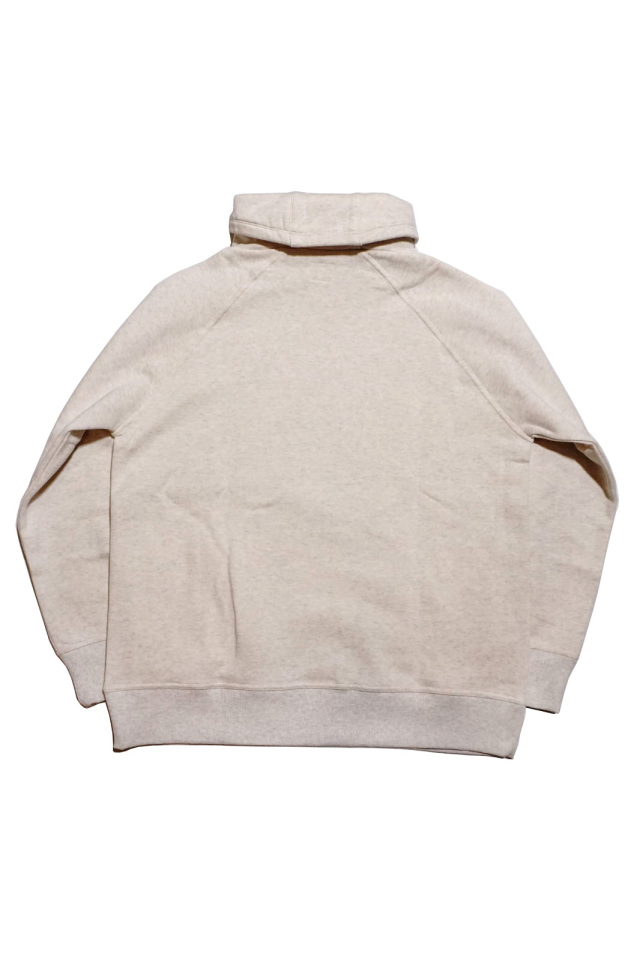 ANDFAMILYS CO. Stand Collar Sweat Shirts OM