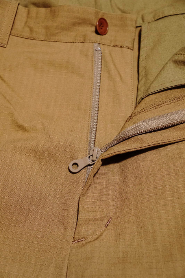 "COMFY OUTDOOR GARMENT ""COMPASS TROUSERS"" COYOTE"