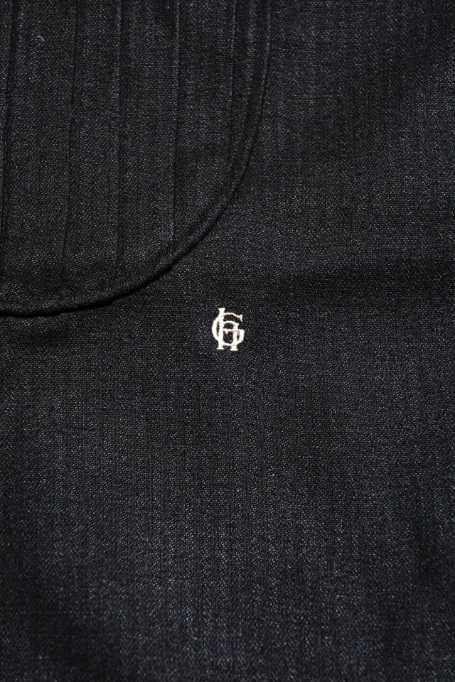 BY GLAD HAND DINNER - L/S SHIRTS BLACK