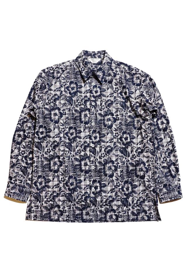 ANDFAMILYS CO. Hawaiian Big Shirts