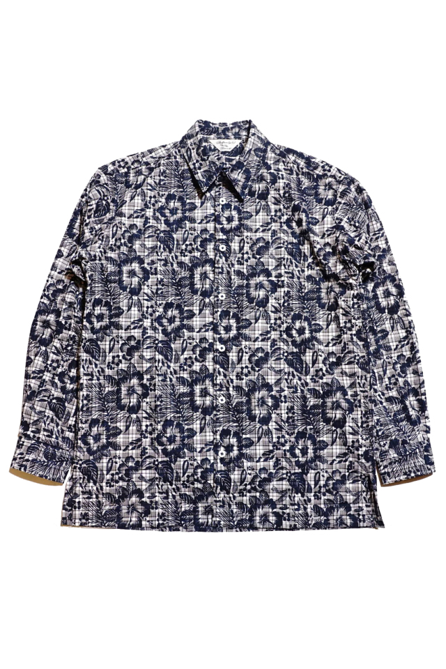 ANDFAMILYS CO. Hawaiian Big Shirts