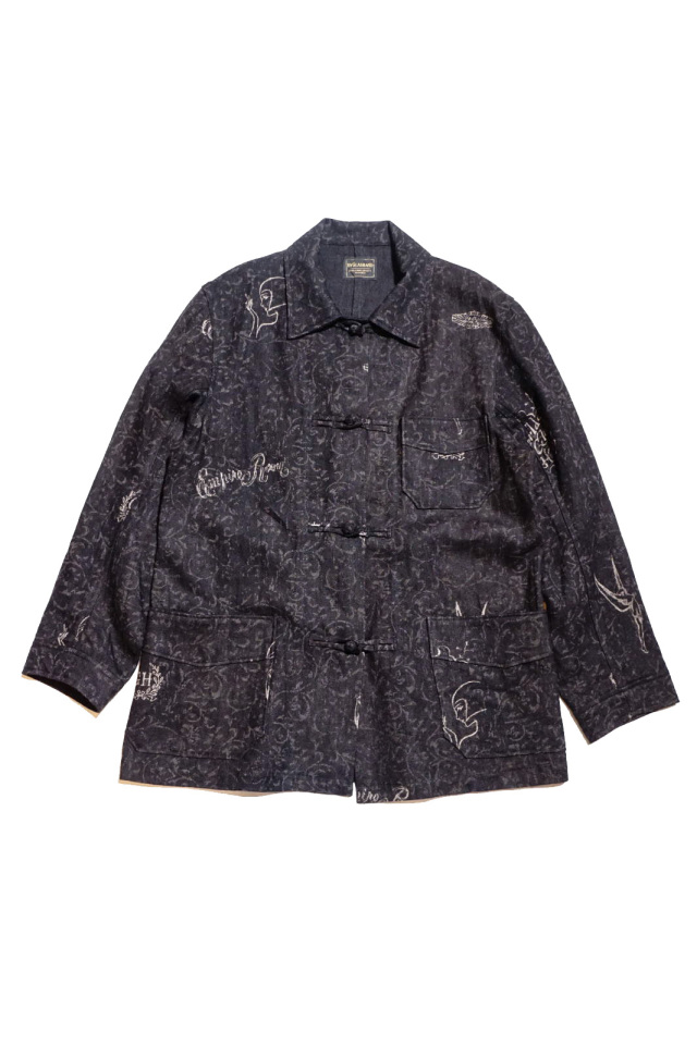 BY GLAD HAND EMPIRE ROOM - JACKET BLACK