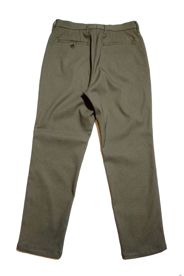 GANGSTERVILLE EASY JACK - PANTS GREEN