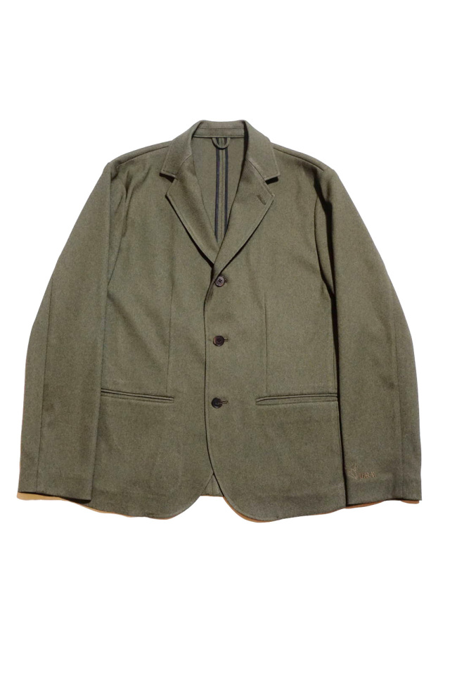 GANGSTERVILLE EASY JACK - TAILORED JACKET GREEN