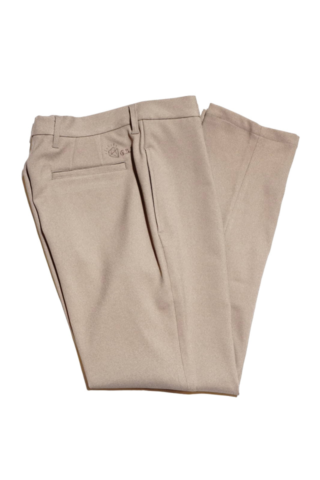 GANGSTERVILLE EASY JACK - PANTS BEIGE