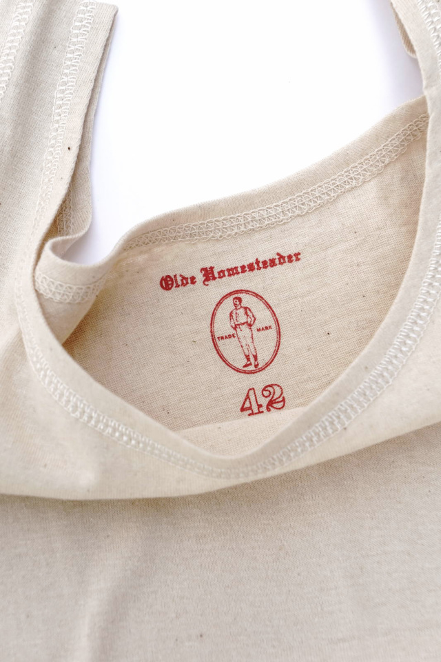"Olde Homesteader ""Athletic Shirt"" - Rustic Jersey -"