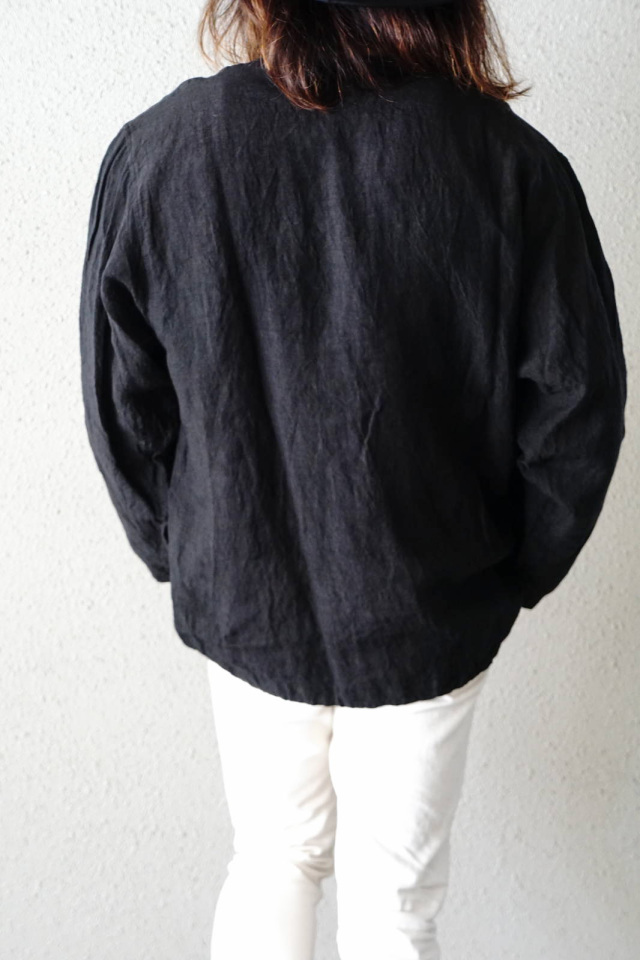 """BY GLAD HAND HOTEL ROYAL - L/S PULLOVER SHIRTS LIMITED COLOR """"BLACK"""""""