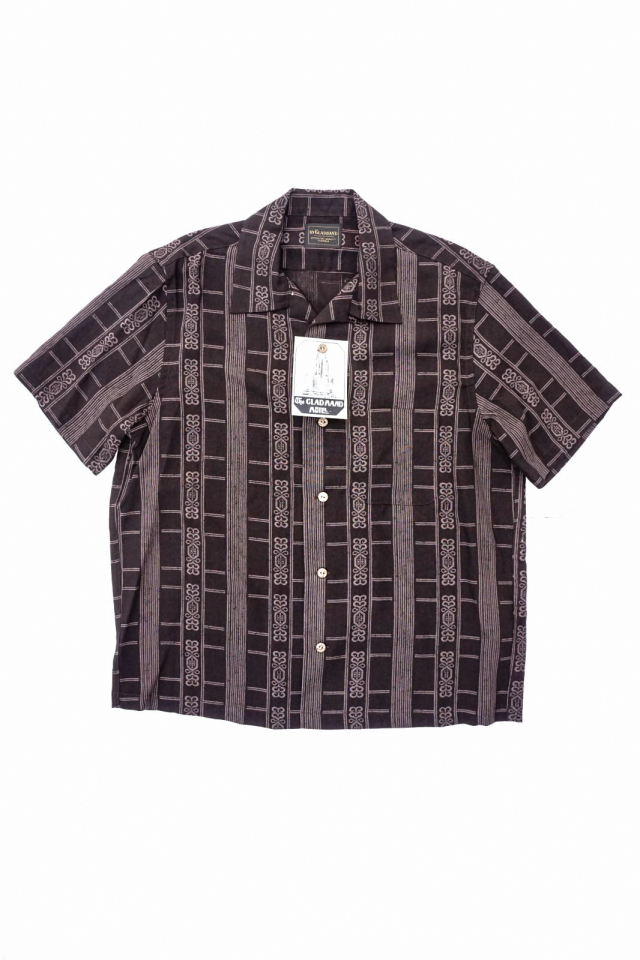 BY GLAD HAND EMPIRE GLAD - S/S SHIRTS BLACK