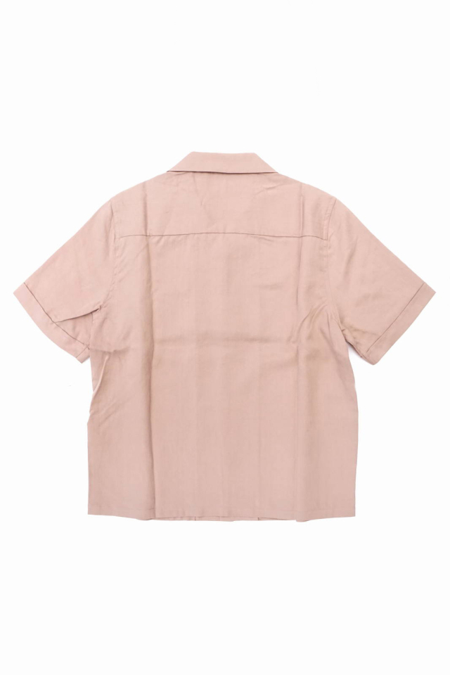 GANGSTERVILLE JUNGLE PANTHER - S/S WORK SHIRTS PINK