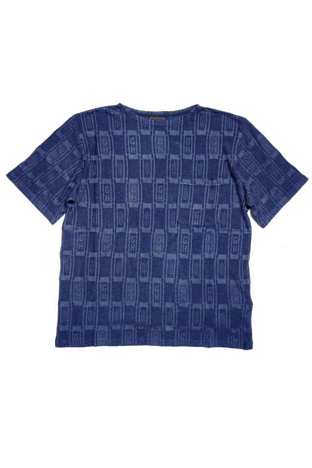 BY GLAD HAND EMPIRE GLAD - S/S BOAT NECK NAVY