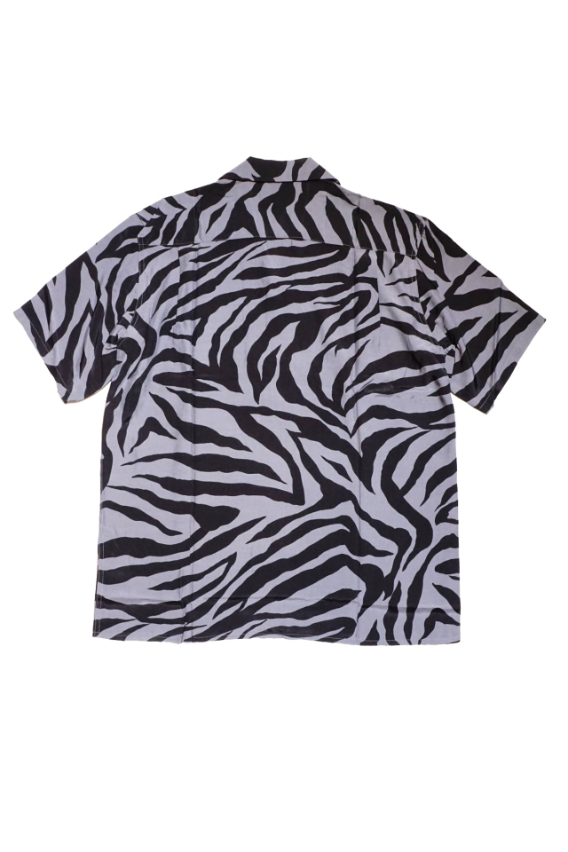 ANDFAMILYS CO. Zebra Open Shirts S/S