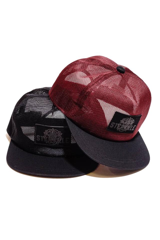 GANGSTERVILLE TEXAS ROSE - MESH CAP