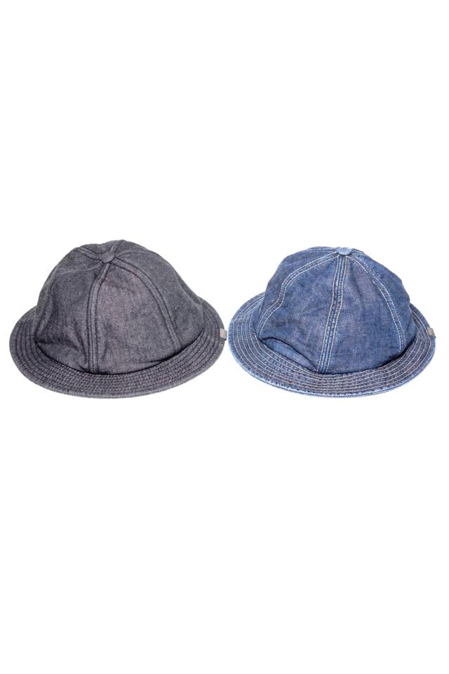 "Mr.FATMAN ""Indigo Bell Hat"""