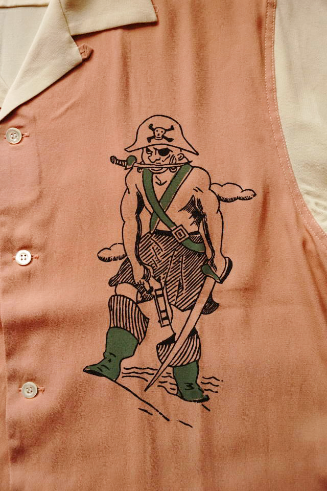 5 WHISTLE PIRATE - SHIRT