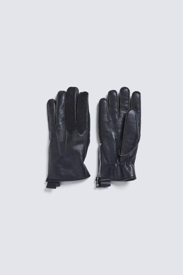 ADDICT CLOTHES ACV-G01S RACING BOA GLOVES BLACK