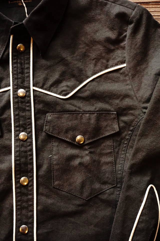"BAA COSTUME MFG. ""ROKA JAC"" Vintage Fabric"