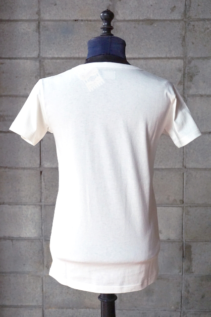 """Delinquent Bros """"BEACH""""PINUP Tee WHITE"""
