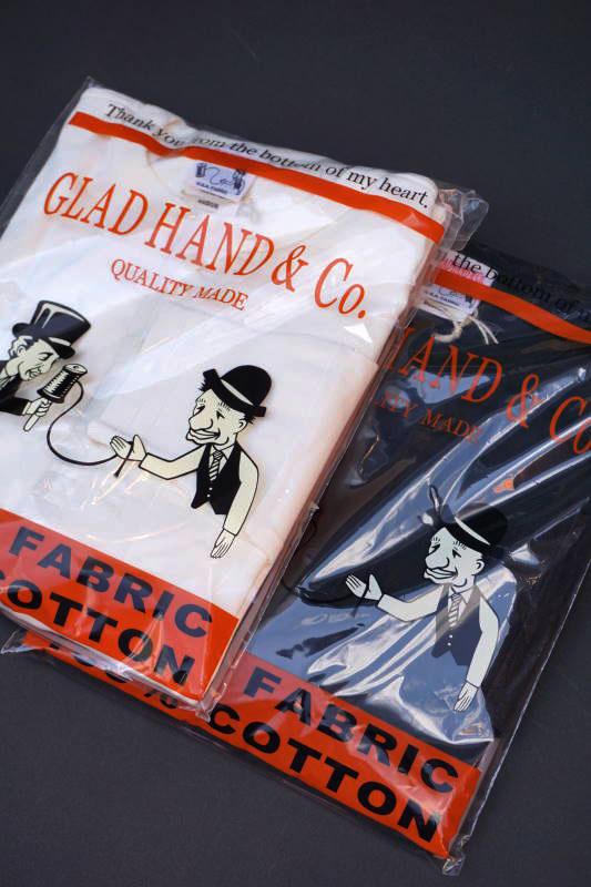 GLAD HAND STANDARD HENRY POCKET L/S T-SHIRTS