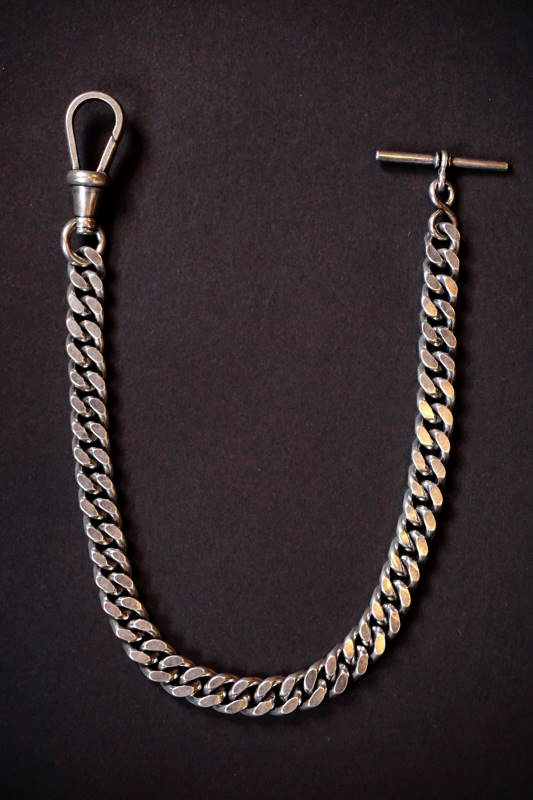 GLAD HAND JEWELRY WALLET CHAIN  SILVER925