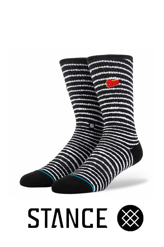 STANCE SOCKS Black Star