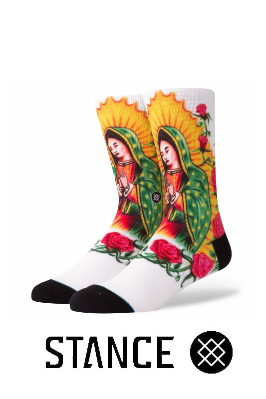 STANCE SOCKS Mary WHITE