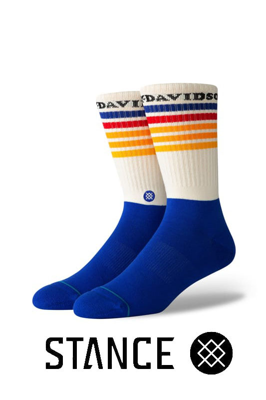 STANCE SOCKS Harley Golden Days