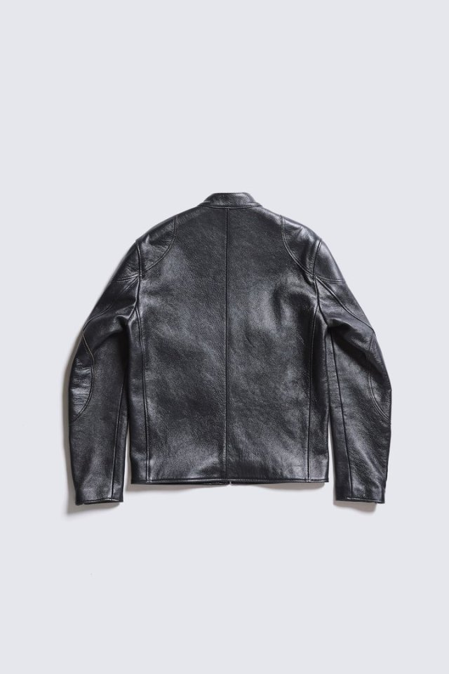 ADDICT CLOTHES JAPAN AD-05 CLUBMAN JACKET (SHEEP) BLACK