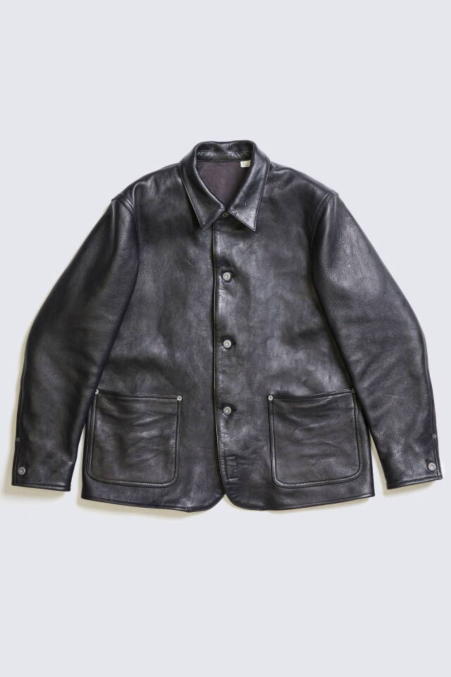 ADDICT CLOTHES JAPAN ACVM ACV-LJK03 SHEEPSKIN COVERALL