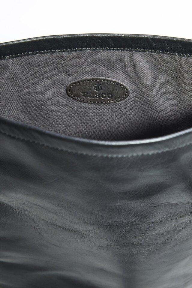 ADDICT CLOTHES JAPAN ACVM ACV-BG02 HORSEHIDE EASY SHOULDER BAG BLACK