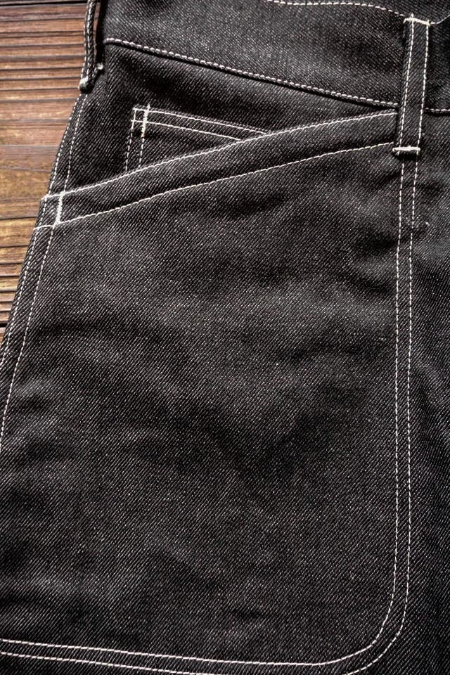 B.S.M.G. BAKER - PANTS BLACK
