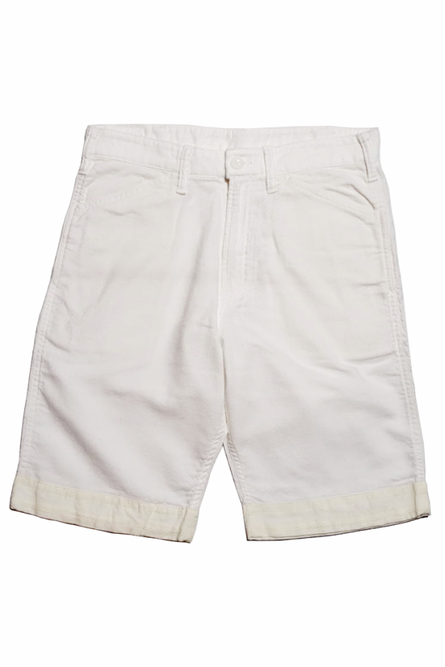 B.S.M.G. DRAGON GUATEMALA - SHORTS WHITE